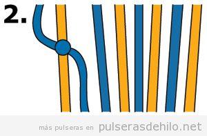 tutorial-paso-a-paso-pulsera-hilos-nudo-facil-rayas-2