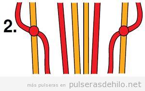 tutorial-pulsera-hilos-nudos-macrame-facil-estampado-espiga-patron-3