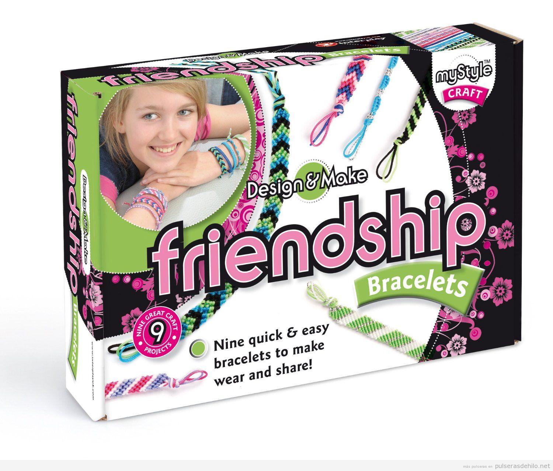 Comprar online Kit pulseras amistad 2