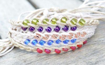 Pulseras de los deseos o «Wish Bracelet», sabes lo que significan y cómo se hacen?