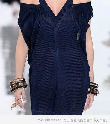 Pulseras de moda, brazalete Roberto Cavalli