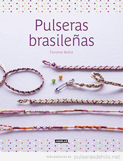 comprar libro pulseras brasileñas