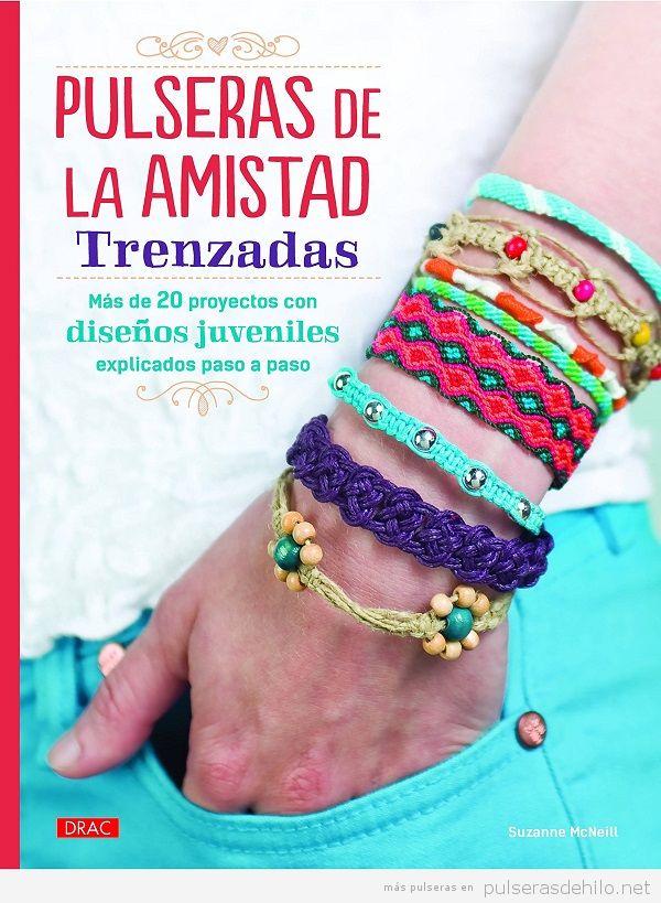 Comprar libro manual pulseras de hilo 2