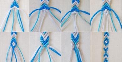 dea611387f5a Blog sobre cómo hacer pulseras de hilo