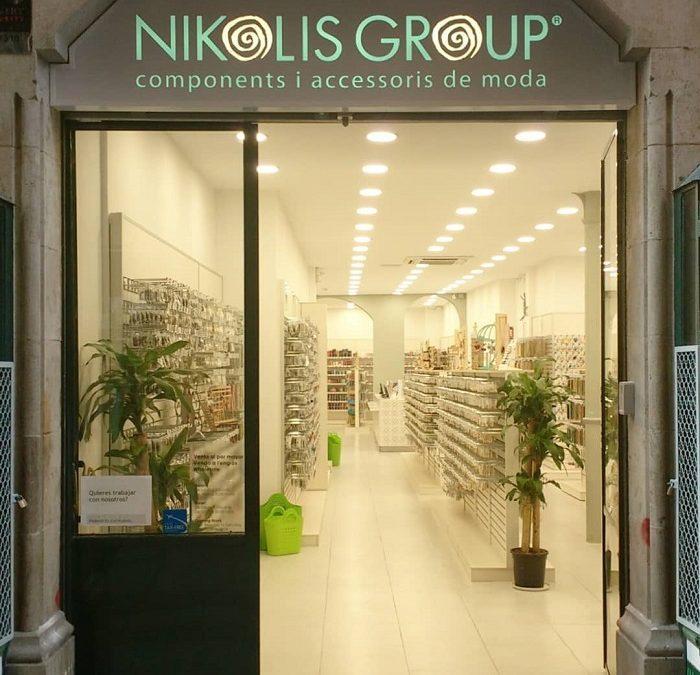 La empresa Griega Nikolis Group abre una tienda en Barcelona