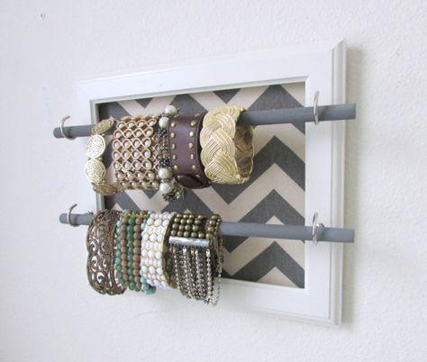 Soporte para pulseras DIY 8
